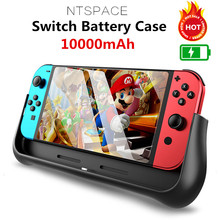 10000mAh Portable Power Bank For Nintendo Switch NS NX Stand Holder Fast Charger External Battery For Nintendo Switch Console все цены