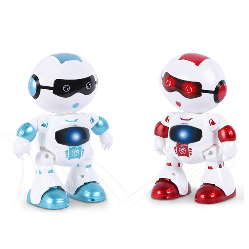 Original LeZhou Smart Touch Control Programmable Voice Interaction Sing Dance RC Robot Toy Gift For Children