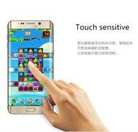 2017 HOT New Chegar Protetor de Tela Para Samsung Galaxy S7 Filme G9350 Borda Curvada de SUPERFÍCIE Curva de VIDRO 3D Cobertura Completa