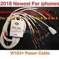 올인원 전문 전화 전류 테스트 전용 전원 케이블 배터리 충전 와이어 iphone x 8 8 p 7 p 7 6 plus 6 5 s 5 4 s 4