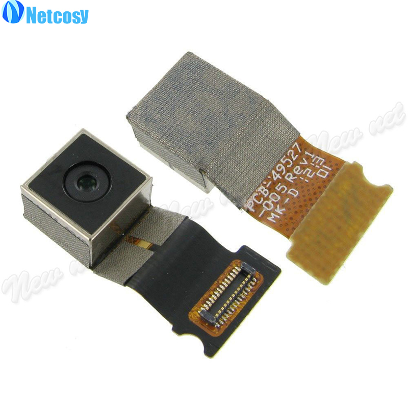 Netcosy Back Rear Genuine Replacement CAMERA For Blackberry Z10 3G 4G Facing 8MP CAMEAR Module for blackberry Z10