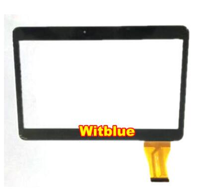 Witblue New touch screen For 10.1 Innjoo F2 3G Tablet Touch panel Digitizer Glass Sensor Replacement witblue new touch screen for 10 1 archos 101 helium lite platinum tablet touch panel digitizer glass sensor replacement
