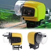 Автоматический податчик для рыбы аквариум 12 h 24 h таймер цифровой кормушка диспенсер