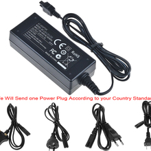 AC адаптер питания зарядное устройство для sony DCR-SR40, DCR-SR42, DCR-SR42A, DCR-SR45, DCR-SR46, DCR-SR47, DCR-SR48, Handycam видеокамеры