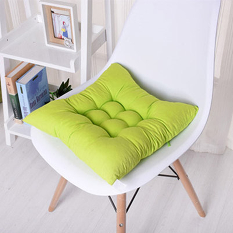 38x38cm;43x43cm Plaid Chair Cushion Mat Pad Meditation