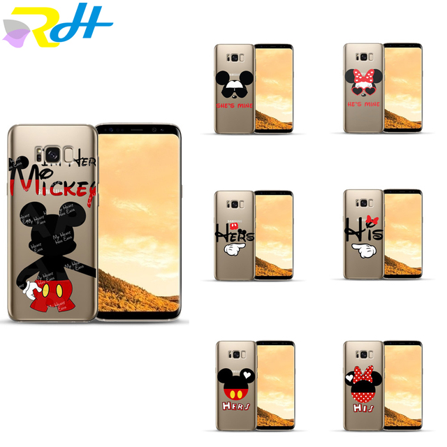 coque samsung s8 plus minnie