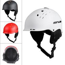 Dorosłych kask narciarski mężczyzna kobiet profesjonalne łyżwiarstwo deskorolka Snowboard Snow Cycling kaski sportowe 3 kolory opcjonalne