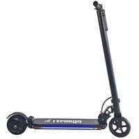 Freego ES 06X Electric Scooter Folding Longboard Two Wheels 350w Motor Skateboard Shockproof 6.6Ah Battery LED Front Light