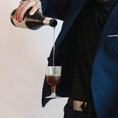 Bouteille magique tours de magie pur trois couleurs liquide Magia bouteille magicien scène accessoires Gimmick Illusions tasse accroche dans les airs - 5