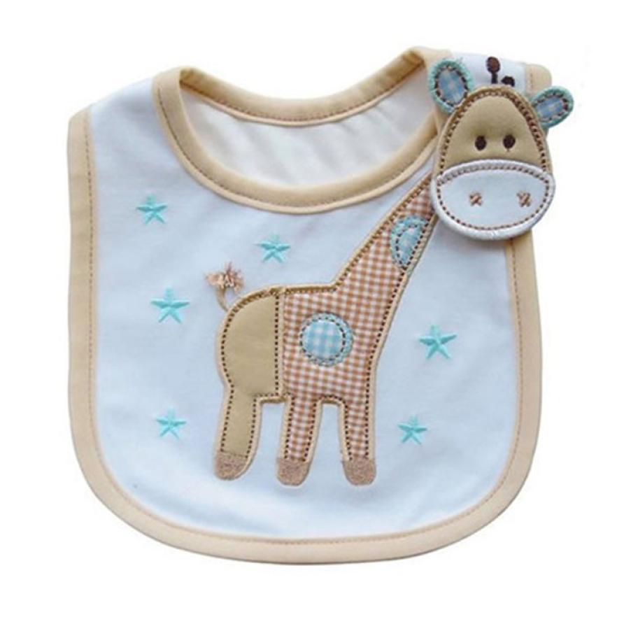 Baby Bib Baby Stuff Baby Infants Kids Bibs Baby Lunch Bibs Cute Towel 3 Layer Waterproof 2018 15