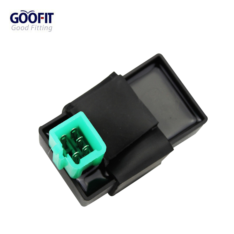 GOOFIT Motorcycle AC 5 pin CDI For 50cc 70cc 90cc 110cc 125cc ATV Dirt Bike And Go Kart H048 003 in Motorbike Ingition from Automobiles Motorcycles