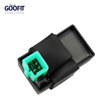 GOOFIT 5-pin CDI for 50cc 70cc 90cc 110cc 125cc ATV Dirt Bike and Go Kart H048-003 goofit electric starter 50cc 70cc 110cc 125cc atv quad dirt bikes go karts 3 bolt top k084 003