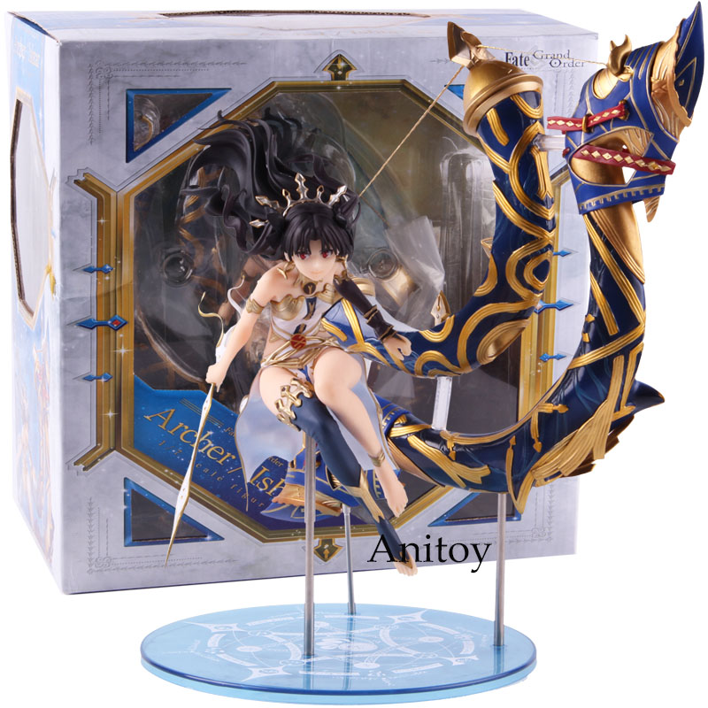 FGO Fate Grand Order Archer Ishtar 1 7 Scale PVC Action Figure Collectible Model Toy Gift