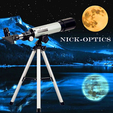 New Top Quality Zoom HD professional Monocular Space Astronomical Telescope With Tripod Spotting Scope telescopic for stargazing(China)
