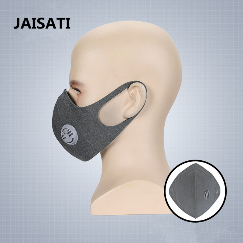 JAISATI Running Casual Fashion Breathable Riding Training mask Breathing Reducing Sand Blowing Pollution Masks [sa] new original authentic special sales sunx sensor switch cy 21 pn spot 2pcs lot