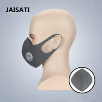 JAISATI Running Casual Fashion Breathable Riding Training mask Breathing Reducing Sand Blowing Pollution Masks