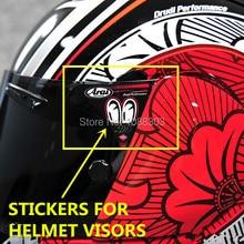 Helmet Visor Stickers Online Shoppingthe World Largest Helmet - Motorcycle helmet visor decals