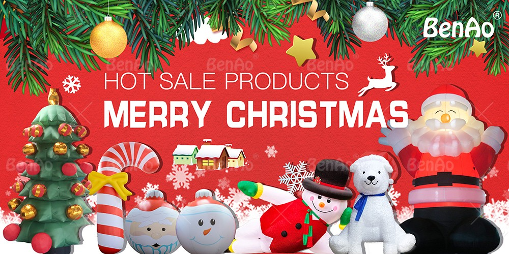 BenAo Christmas banner
