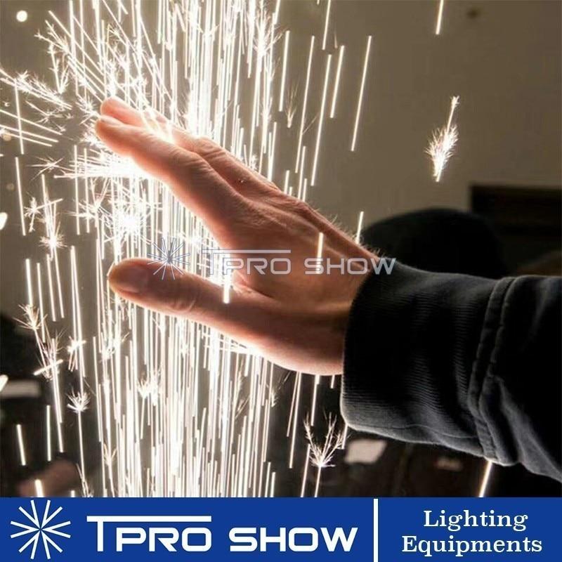 Cold Firework Fountain Spark Machine Sparkular 400W/500W Wedding Stage Pyro Stage Effect Machine Mini Wireless Remote Controller|Stage Lighting Effect| |  - title=