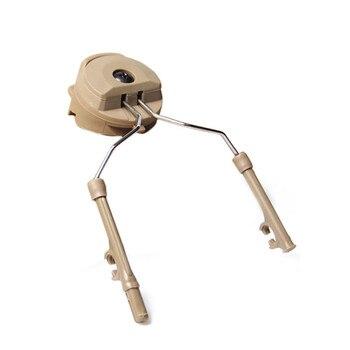 Wojskowe taktyczne Peltor kask zestaw adaptera zestaw słuchawkowy i szybko Ops Core kask Rail Adapter zestaw słuchawkowy akcesoria