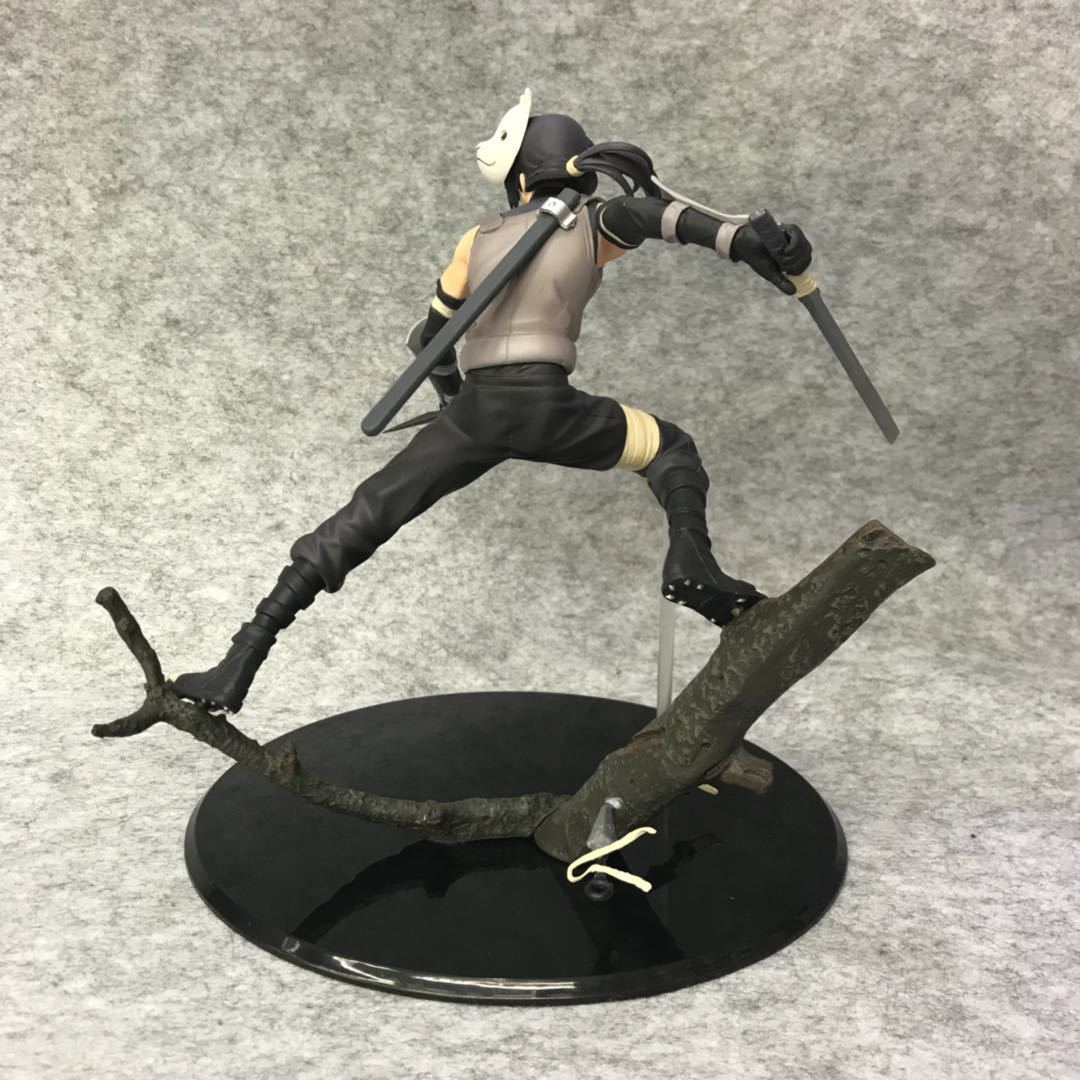 Anime Naruto Uchiha Itachi Action Figure GEM Shippuden Anbu Edition   21cm