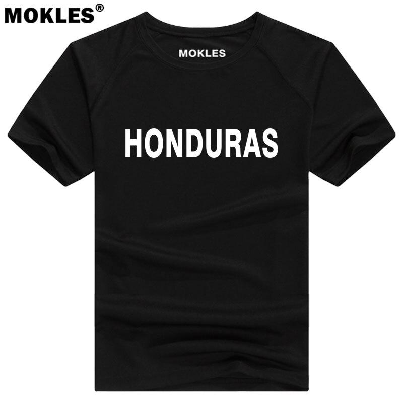 HONDURA t shirt diy free custom made name number hnd t-shirt nation flag hn honduran spanish country college print photo clothes