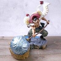 One Piece Whitebeard Edward Newgate Battle Ver. PVC Figure Statue Collection Model Toy