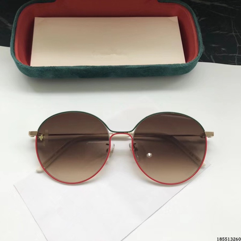 2018 luxury Runway sunglasses women brand designer sun glasses for women Carter glasses A0604