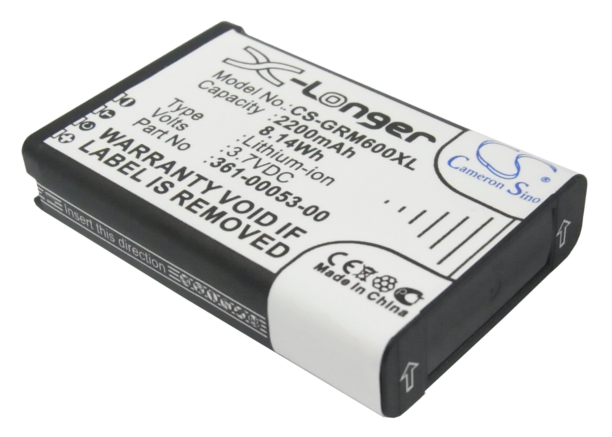 Dutiful Cameron Sino For Garmin Monterra Gps, Navigator Battery Li-ion High Capacity High Capacity We Have Won Praise From Customers