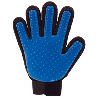 Pet Grooming Glove Silicone Dog Pet Brush Glove Deshedding Gentle Efficient Dog Bath Cat Cleaning Supplies Pet Glove Dog Combs