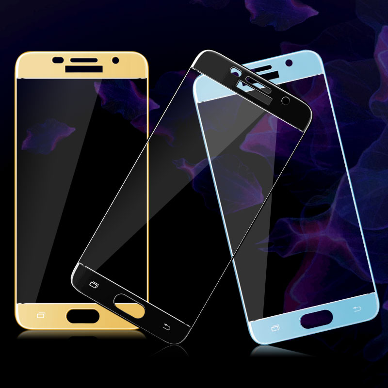 Do Samsung Galaxy A5 2017 szkło hartowane Imak Fullscreen folia ochronna Do Samsung Galaxy A3 A5 A7 2017 Screen Protector