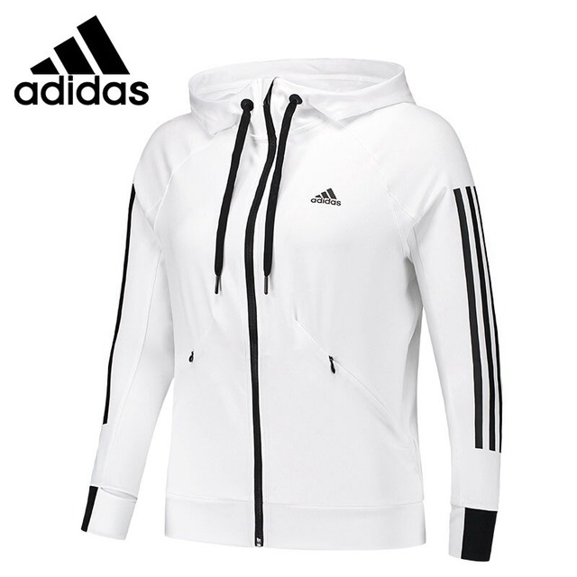 c6902862ed US $89.1  Original New Arrival 2018 Adidas Performance Perf FZ Hoody  Women's jacket Hooded Sportswear-in Running Jackets from Sports &  Entertainment ...