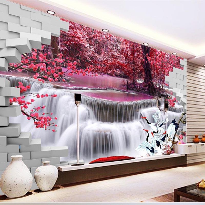 Graffiti drôle Hibou Famille Tapestry Wall Hanging salon chambre dortoir decor