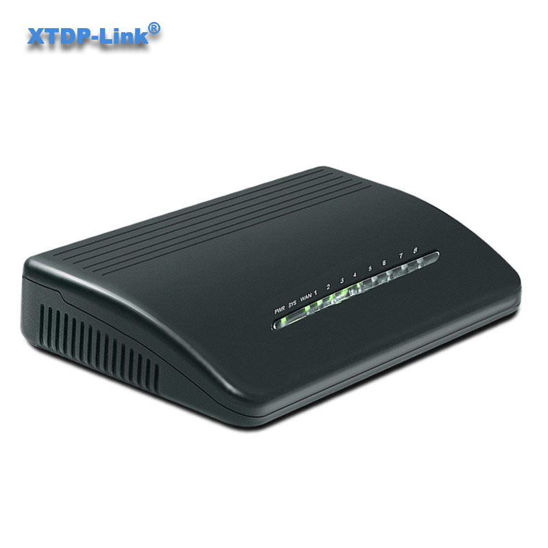 cheap price SOHO wired plastic box DHCP PPPOE ethernet 9 port wire ...