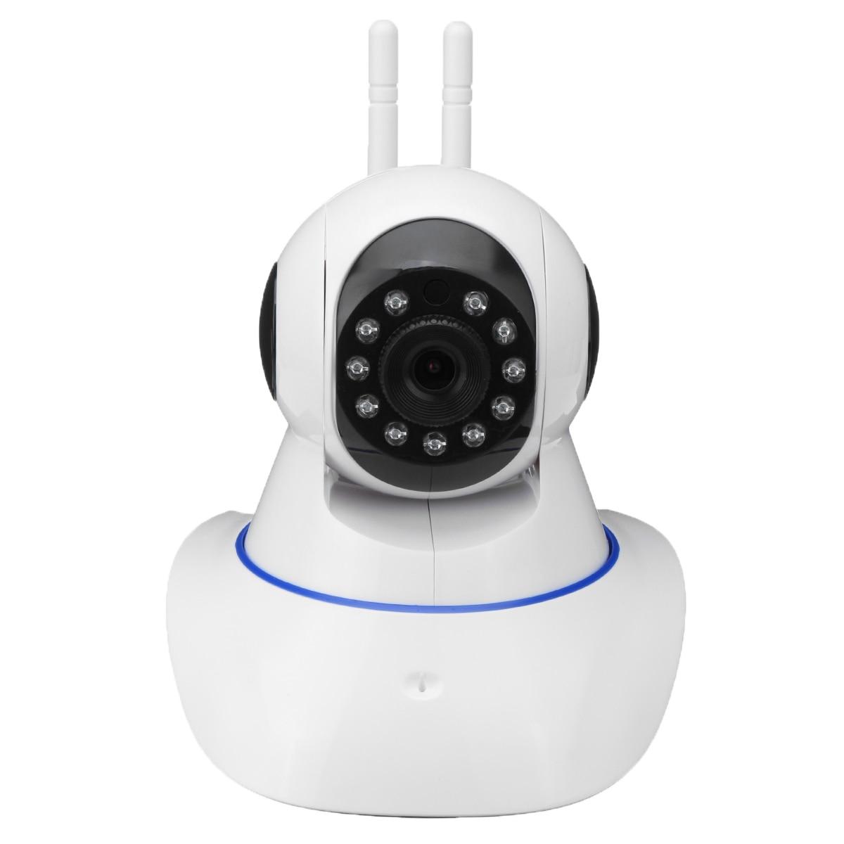 NEW Safurance 720P HD Wireless WiFi IP Home Security Network Camera Baby Monitor CCTV IR Night Vision Safety Surveillance safurance mini wireless network wifi ip camera security nanny night vision cam surveillance home security