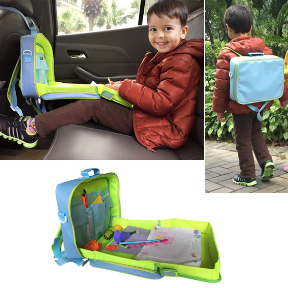 kid car safety seats toys painting tray child safety stroller planes trains parent console organizer tourism tray drawing board