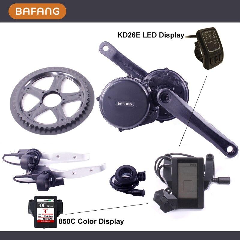 Bafang BBS01 36V250W 8fun/bafang motor BBS01 mid crank motor with color display 883 250 э 01 продам