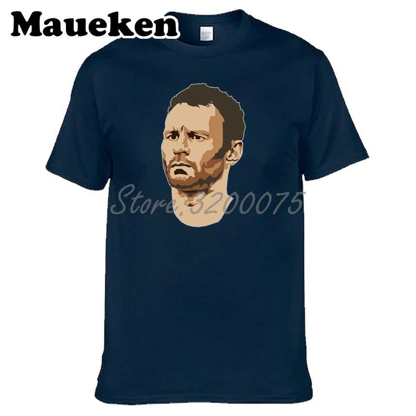 Men United Kingdom Captain 11 Ryan Giggs Manchester Legend T-shirt Clothes T Shirt Men's o-neck tee W0319001