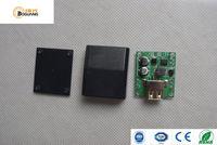 BOGUANG 5 SZTUK 5 V 2A USB Charge Volt Panel Słoneczny Kontroler Regulator 6 V-20 V wejście 5 V dc Wyjście komórka telefon komórkowy na zewnątrz baterii