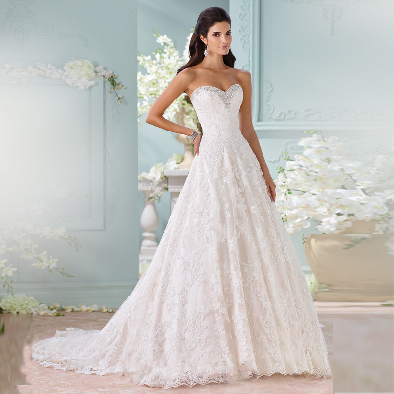 Light Pink Wedding Gown: Online Get Cheap Light Pink Wedding Dresses -Aliexpress