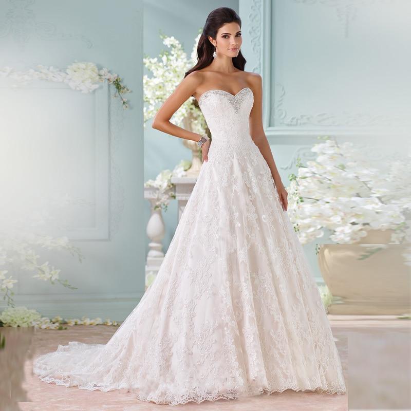 Online Get Cheap Light Pink Wedding Dresses Aliexpress