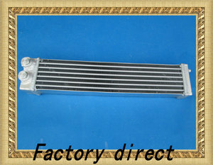 Aluminum Oil Cooler For Mazda RX2 RX3 RX4 RX7 S1 S2 oilcooler RX-2 RX-3 RX-4 RX-7(China)