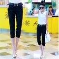 #1607 Spring Summer trousers 2017 Pantalon femme Harem Fashion Casual Calf-length pants women Pantalon femme Pencil pants
