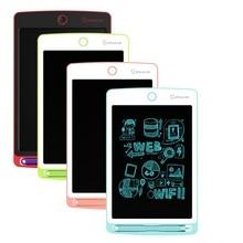 8,5 дюймовый ЖК-планшет с цифровым графическим рисунком, блокноты для рукописного ввода, портативная электронная графическая доска с ручкой, Прямая поставка