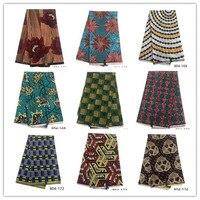 2019 ankara real java soft wax 100% cotton african wax print fabrics 6 yard/lot hitarget wax fabric for women sewing 804 166