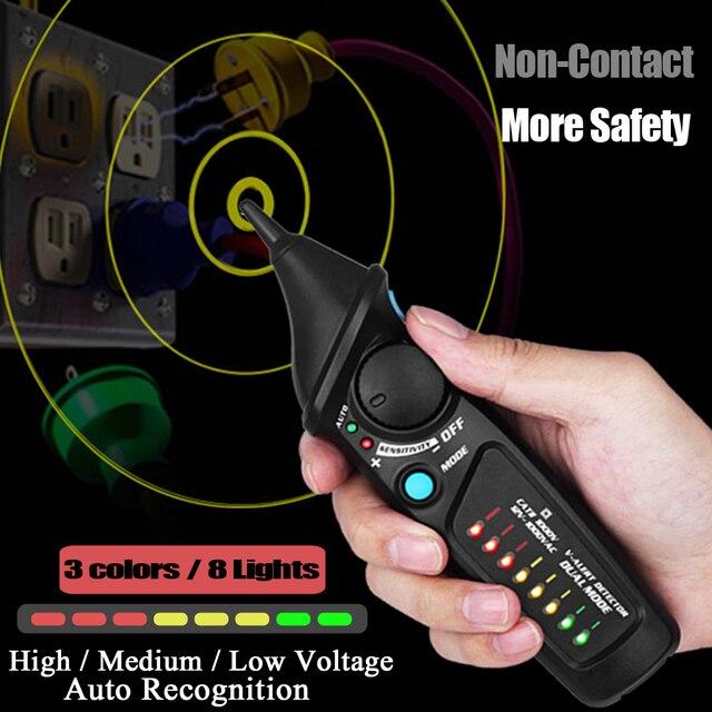 Non-Contact Voltage Detector Tester  2