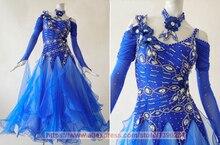 Ballroom Competition Dance Dress For Women New Design Customization Tango Flamenco Modren Waltz Ballroom Dancing Dresses