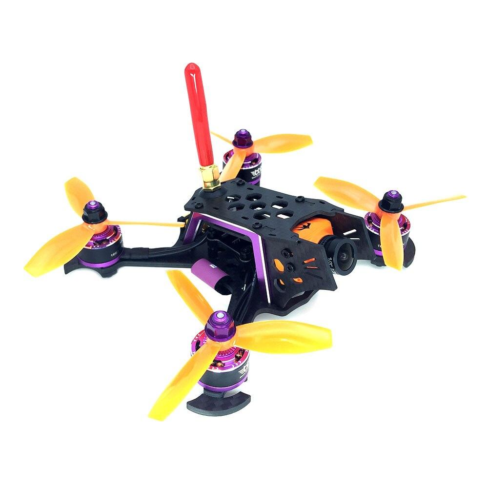 BBB passe-temps BBB-R Mini 128 cadre ensemble de Kit de Drone de course NTSC