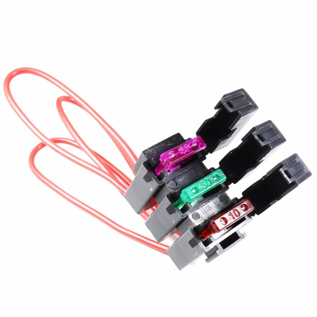 2pair atm medium standard auto car motorcycle suv blade fuse holder motorcycle fuse holder 2pair atm medium standard auto car motorcycle suv blade fuse holder 16awg fuse box 2a 3a