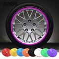 Новый 9 Цвет 8 М х Универсальный Автомобиль Обода Колеса, легкосплавные колесные арки протектор Обода защитный клей ролики